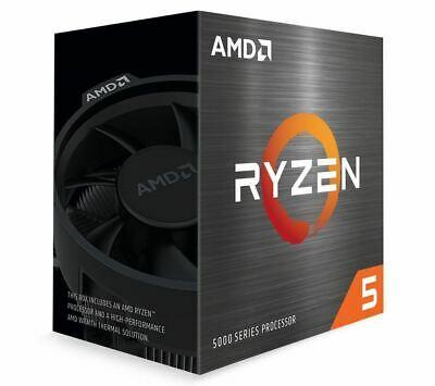 AMD Ryzen 5 5600X Processor - DAMAGED BOX £214.50 inc. delivery @ currys_clearance eBay