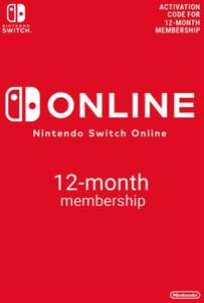 12 Months Nintendo Switch Online Membership - £12.59 / Family Membership - £23.99 @ CDKeys