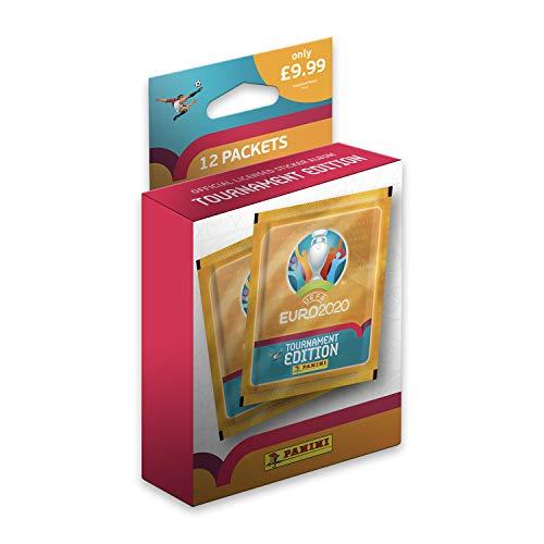 Panini UEFA Euro 2020 Sticker Collection Multiset £9.99 (+£4.49 nonPrime) @ Amazon