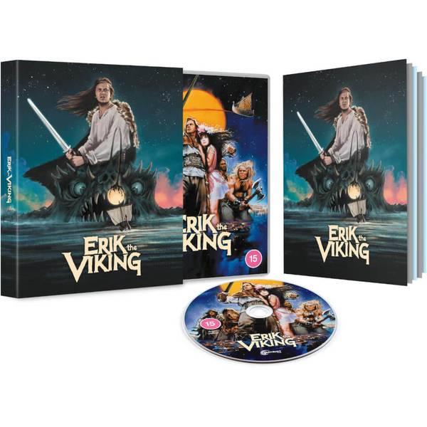 Erik the Viking Blu-ray £8.99 delivered using code at Zavvi