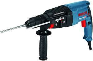 Bosch Professional SDS Rotary Hammer GBH 2-26 F £105.60 on Amazon Prime with voucher
