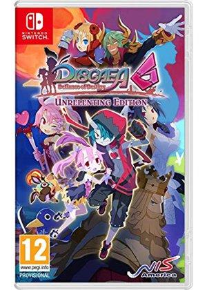 Disgaea 6: Defiance of Destiny – Unrelenting Edition (Nintendo Switch) £40.85 inc P&P @ Base.com