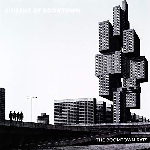 Boomtown Rats. Citizens of Boomtown 180gm Vinyl album £8.76 (+£2.99 non Prime) @ Amazon