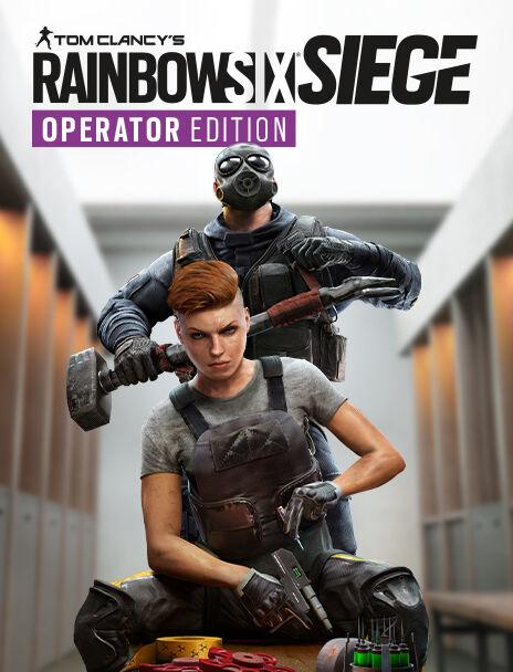 Tom Clancy's Rainbow Six Siege Operator Edition (PC) - £19.49 @ Ubisoft Store w/ code