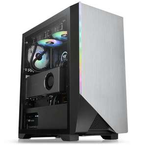 Thermaltake H550 TG ARGB Windowed Mid-Tower Chassis PC Case £69.98 at Scan