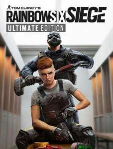 Tom Clancy's Rainbow Six Siege Ultimate Edition (PC) - £34.99 with code @ Ubisoft Store