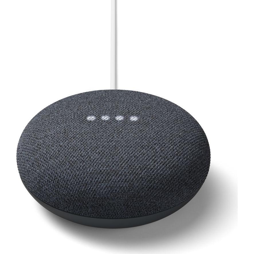 Google Nest Mini (2nd Gen) - Grey / Black / Pink - £10 with code @ Currys PC World