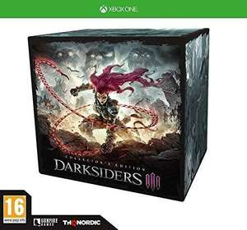 Darksiders III Collector's Edition XBOX One - £60.11 @ Amazon