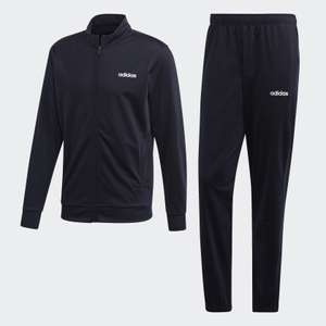 adidas Linear Tricot Tracksuit (S, XL, 2XL) for £27.97 using code @ adidas