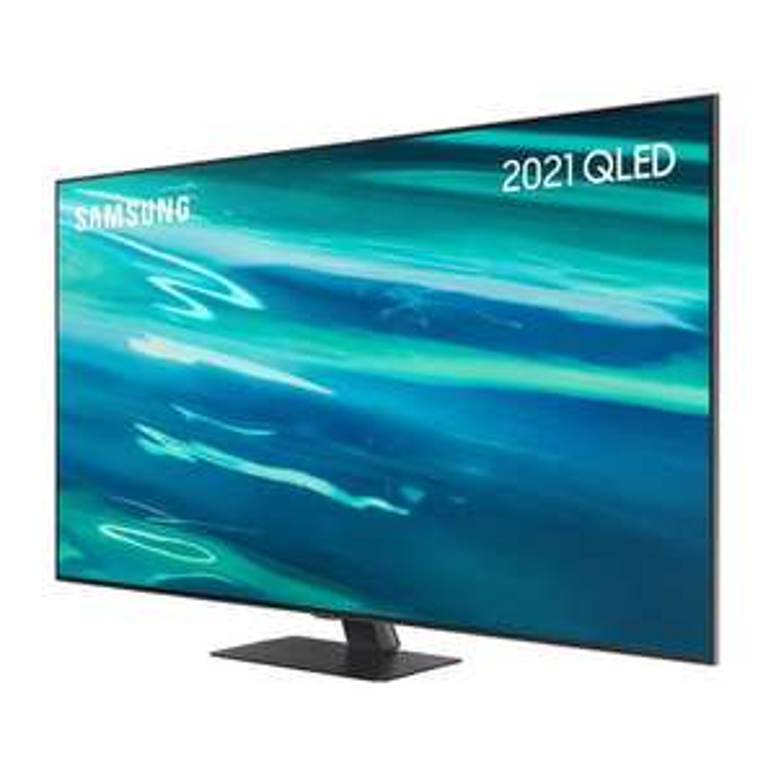 "Samsung 65"" Smart 4K Ultra HD HDR QLED TV [QE65Q80AATXXU] - 120Hz / Alexa & Google Assistant + 5 Year Warranty - £1499 Using Code @ Currys"