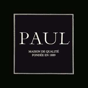 Free Coffee - Celebrate Father's Day with PAUL via app