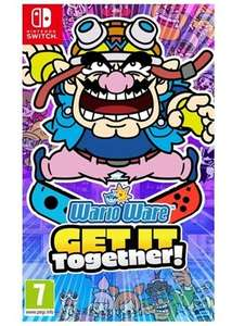 WarioWare: Get It Together (Nintendo Switch) £33.85 at Base.com