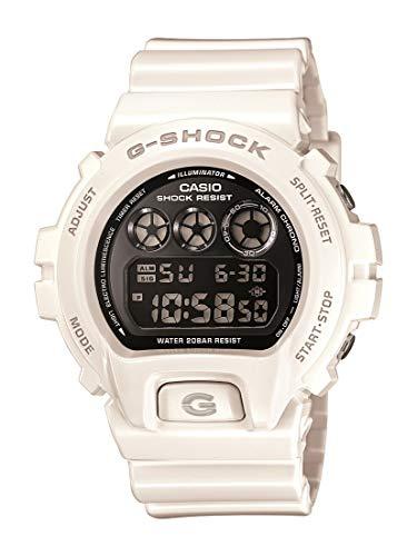 Casio DW6900NB-7 Men's Watch White £62.84 at Amazon US