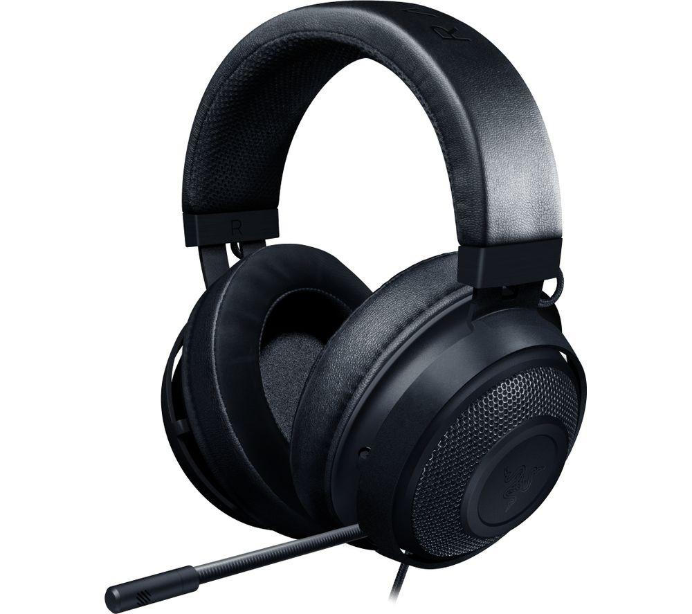 Razer Kraken Gaming Headset - Black £27.48 with code @ Currys PC World