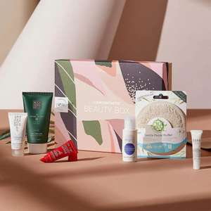 FREE mystery box worth over £50 when buy a LOOKFANTASTIC Beauty Box for £15 with free delivery @ Look Fantastic