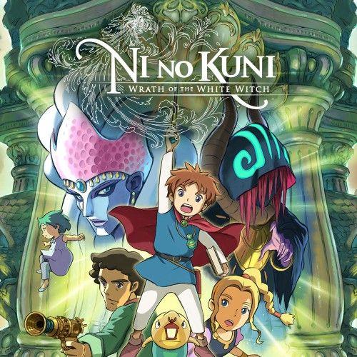 Ni no Kuni: Wrath of the White Witch (Nintendo Switch) £9.99 @ Nintendo eShop (£7.93 RU)