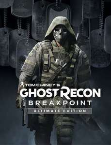 Tom Clancy's Ghost Recon Breakpoint ultmate edition PC download £10 @ Ubisoft Store