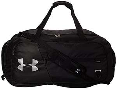 Under Armour Undeniable Duffel 4.0 MD, Gym Bag, Duffle Bag Unisex £14 Prime (+£4.49 Non Prime) @ Amazon