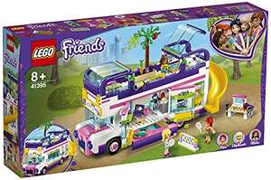 LEGO 41395 Friends Friendship Bus Toy with Swimming Pool and Slide, Summer Holiday Playsets £39.95 at Amazon