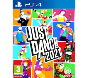 Just Dance 2021 (PS4) £7.48 Delivered using code @ Currys PC World