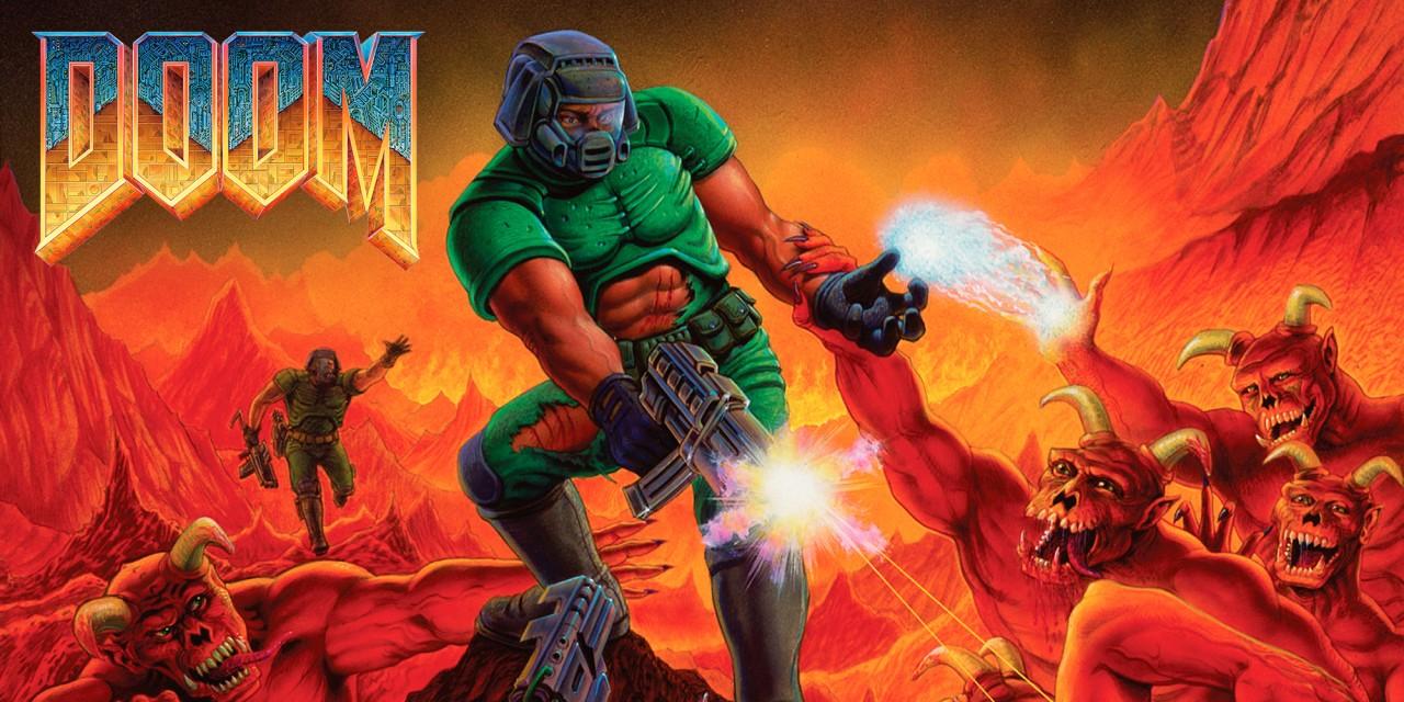 Bethesda Games : Doom 1,2,64 £1.99 Each / Doom 3 £3.99/ Wolfenstein £12.49 @ Nintendo eShop