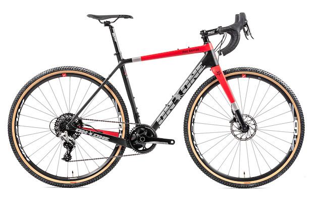 On-one Free Ranger Sram Rival 1 Gravel Bike £1399.99 @ PlanetX