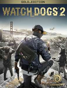 Watch Dogs 2 Gold Gold Edition PC (Download) £6.80 @ Ubisoft Store