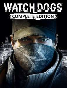 Watch Dogs Complete Edition £10.50 @ Ubisoft Store