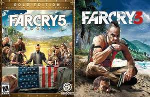 [PC] Far Cry 5 Gold Edition : Base Game + Season Pass + Far Cry 3 - £5.00 @ Ubisoft Store
