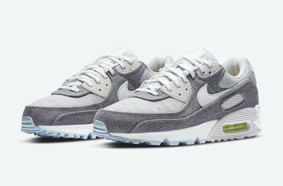 Nike Air Max 90 NRG Vast Grey/Volt - £50 instore @ JD Sports (Stockport)