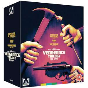 The Vengeance Trilogy (Arrow Video) Blu-ray Box Set - £17.99 Delivered Using Discount Code at Zavvi