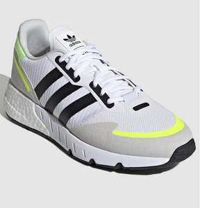 Mens Adidas Zx 1k boost trainers £34 + free click and collect @ Very