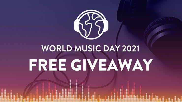 World Music Day Free Bundle Giveaway via Fanatical