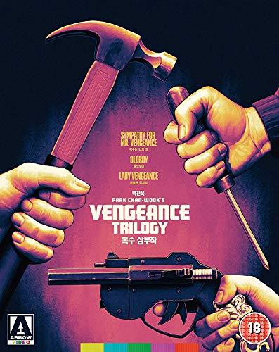The Vengeance Trilogy [Blu-ray] £17.99 + £2.99 Non Prime @ Amazon