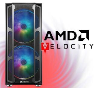 AMD VELOCITY (FAC10) - Ryzen 5 3600 + RTX3070Ti Gaming System £1300.00 from Palicomp