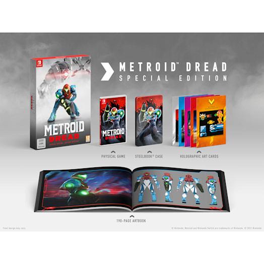 Metroid Dread Special Edition (Nintendo Switch) - £76.85 Delivered (Preorder) @ ShopTo