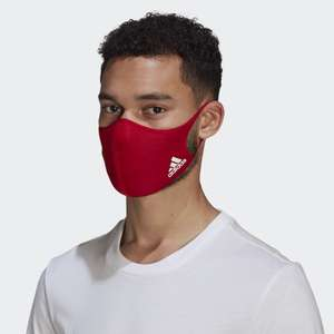 Adidas Face Mask 3-PACK M/L MULTICOLOR £7.20 delivered with Creators club @ Adidas Shop