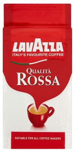 Lavazza Qualita Rossa Ground Coffee, 500g - £3.99 (instore) Members Only @ Costco