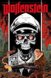 Wolfenstein (Graphic Novel) by Dan Watters £2.99 + delivery @ Forbidden Planet