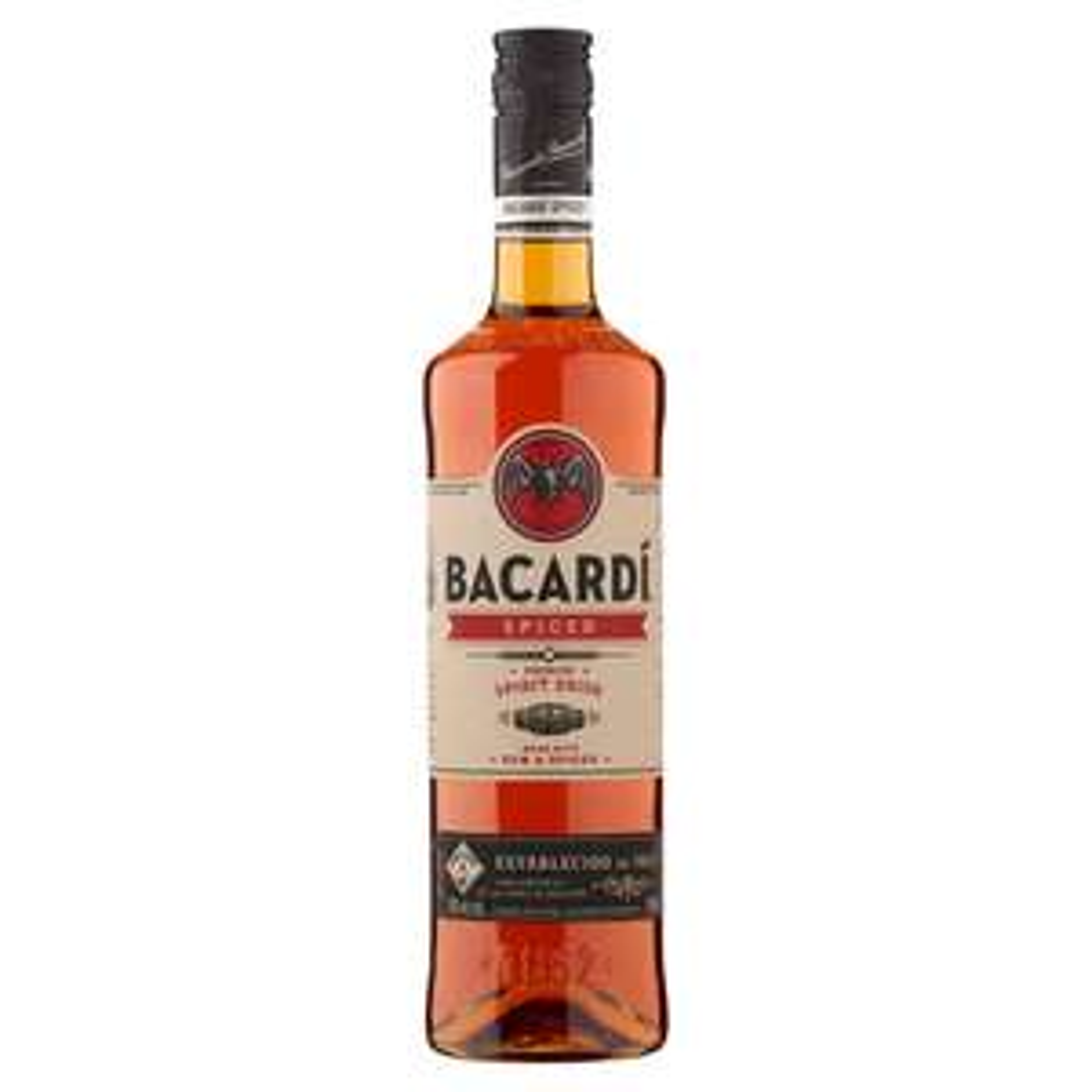 Bacardi Spiced Rum 1L (35% vol) - £17 (Clubcard price) at Tesco