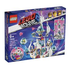 70% off selected Lego sets and mini figures - Eg 70838 Queen Watevra's 'So-Not-Evil' Space Palace £28.50 Instore @ Fenwick (Kingston)