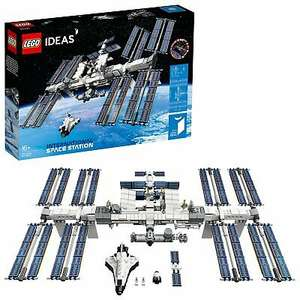 LEGO Ideas International Space Station Building Set - 21321 - £49.40 Click & Collect / £53.35 Delivered (with code) @ Argos / Ebay
