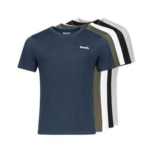 5 Pack Crew Neck Core Tee Shirt Set at Bench - £29.99 delivered @ Bench Shop