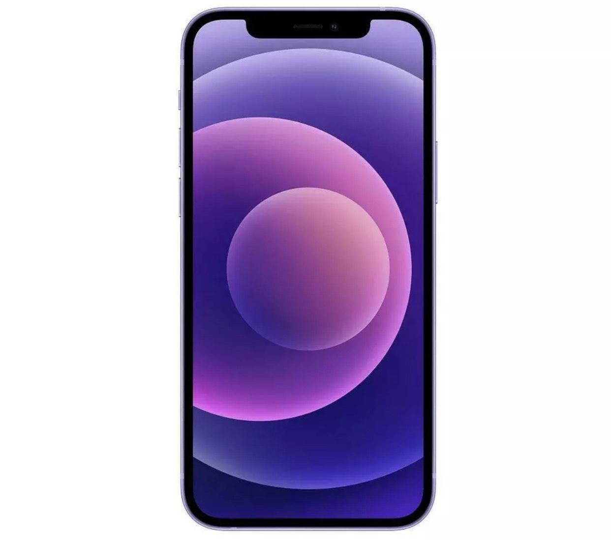 APPLE iPhone 12 Mini - 64 GB, Purple - £518.70 - @ Currys Clearance eBay