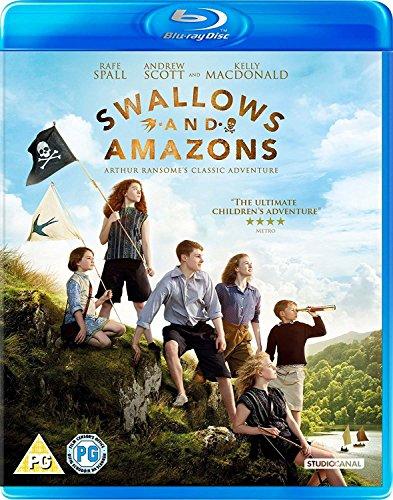 Swallows and Amazons Blu-Ray - £1.22 (+£2.99 Non-Prime) @ Amazon