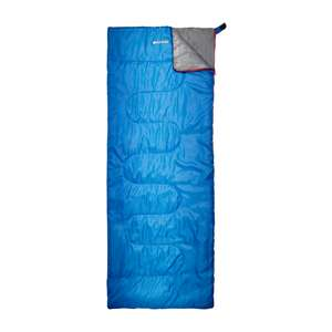 Snooze 200 Sleeping Bag - £5 (Free Click & Collect) Discount Card Price + £5 @ Go Outdoors