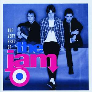 The Very Best Of The Jam CD With Free MP3 £3.56 + £2.99 Non Prime @ Amazon