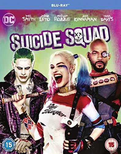 Suicide Squad [Blu-ray] - £2.33 (+£2.99 non Prime) @ Amazon