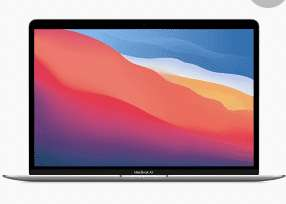 Brand new M1 Apple MacBook Air, 13-inch, 8GB RAM, 256GB SSD, Gold - £826.49 (with a code) @ eBay / parbat_brothers
