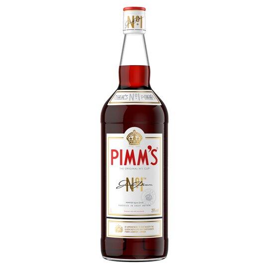 Pimm's No.1 1L - £12 (Clubcard Price) @ Tesco
